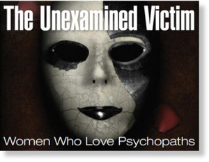 A women who loves psychopath